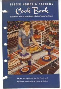 Balanced Meals--1941