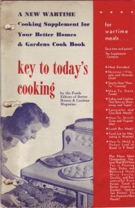 Wartime Meal-Planning-1943, Part I