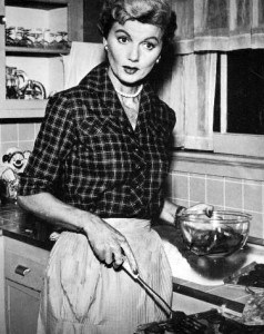 What Would June Cleaver Do?