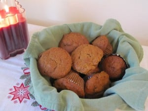 Is This Recipe a Keeper?  Pumpkin Muffins