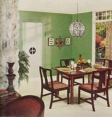 Did You Know That People Actually EAT In Their Dining Rooms?  How Crazy Is That?