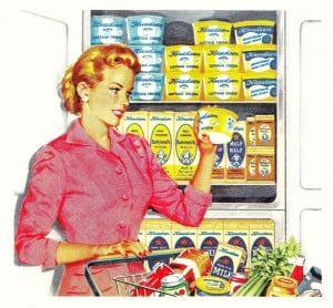 Plan Your Meals Like a 1940's Homemaker