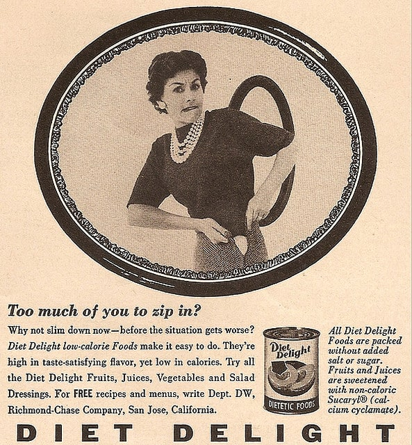 Diet Delight Advertisement