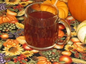 Menu Monday: Mulled Cider {Recipe}