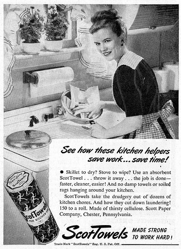 ScotTowels Advertisement