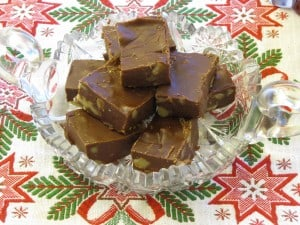 Modern Retro Recipe: Festive Fudge