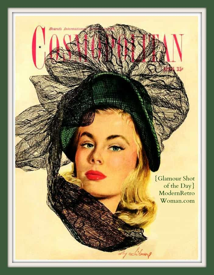 When Cosmo Was A True Fiction Magazine {Glamour Shot of the Day ...