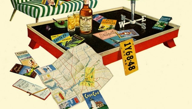 Advanced Planning, 1946; Image courtesy of Paul Malon on Flickr.com