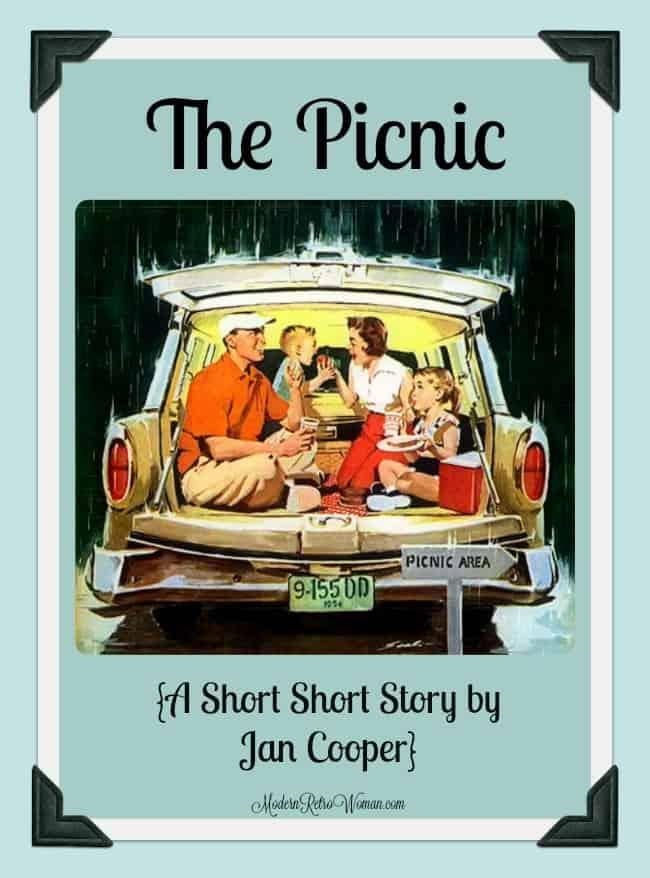 The Picnic Short Story Jan Cooper ModernRetroWomancom