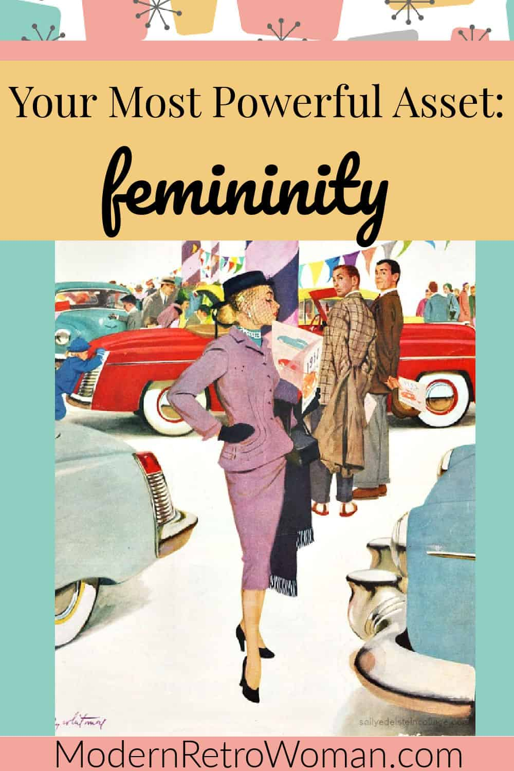 Being Feminine is Your Most Powerful Asset