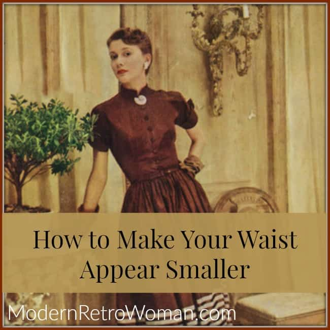 How To Make Your Waist Appear Smaller Than It Is